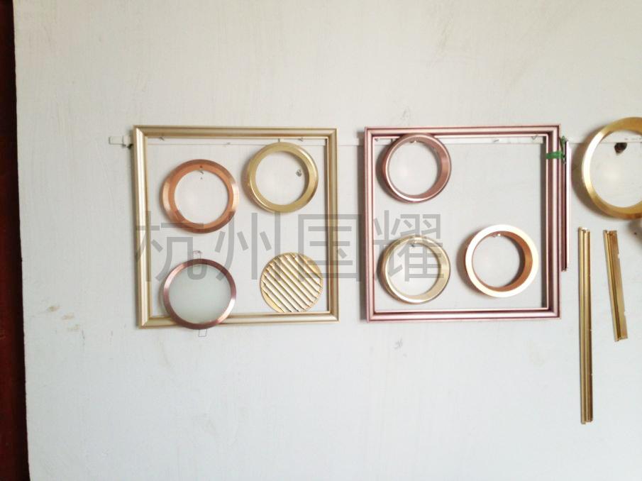 异型铝型材生产